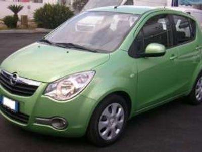 usata Opel Agila 1.2 16v 86cv enjoy gpl nuovo benzina/gpl