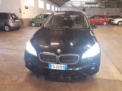 usata BMW 218 Serie 2 Gran Tourer d Sport del 2016 usata a Barga