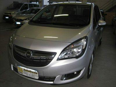 usata Opel Meriva 1.4 Turbo 120CV GPL Tech Elective