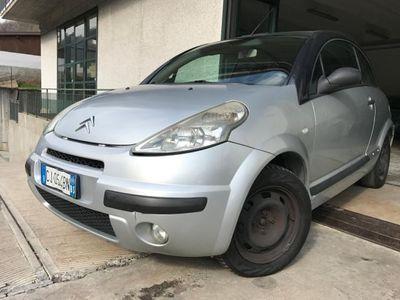 usata Citroën C3 Cabrio 1.4 Pack Techno Usato