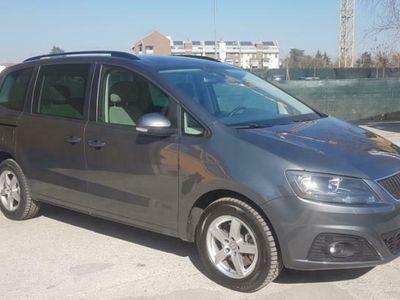 begagnad Seat Alhambra 2.0 TDI CR DPF STYLE- KM. 74.000-KM CERTIFICATI!