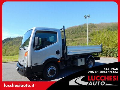 used Nissan Cabstar 35.13 Ribaltabile Trilaterale