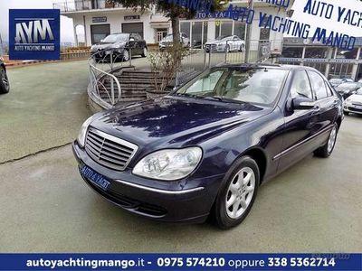 usata Mercedes S320 CDI cat Elegance Pari al nuovo