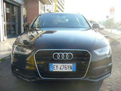 usata Audi A4 2.0 TDI QUATTRO S LINE AVANT FULL OPTIONAL!!