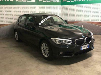 usata BMW 118 Serie 1 (F20) 5p. Sport
