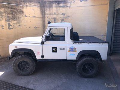 usata Land Rover Defender 90 2.5 Td5 cat Pick Up