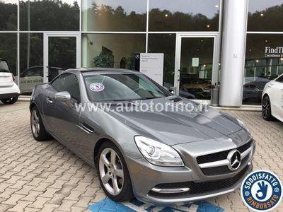 usata Mercedes SLK250 CLASSE SLKcdi (BE) Sport