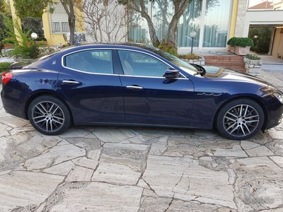 usata Maserati Ghibli - 2017