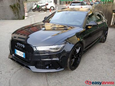 brugt Audi RS6 Avant 4.0 TFSI quattro tiptronic