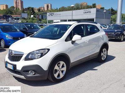 usata Opel Mokka 1.6 Ecotec 115CV 4x2 Start&Stop Ego