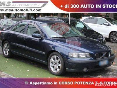 used Volvo S60 2.4 d 20v (130cv) momentum pelle unicoproprietario diesel