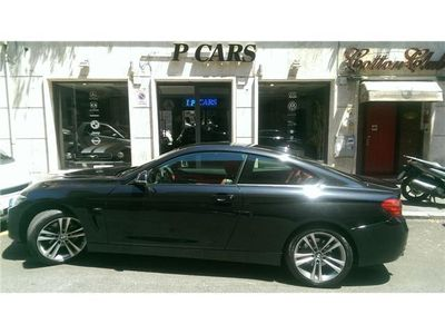 usata BMW 420 COUPE SERIE 4