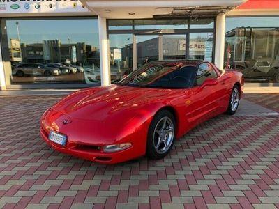 usata Chevrolet Corvette C5 5.7 V8 COUPE'/PELLE TOT/CRUISE/AUTOMATICA