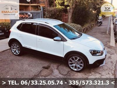 brugt VW Polo Cross BLUEMOTION TECHNOLOGY 1.4 66KW UNIPR0' ITALIANA