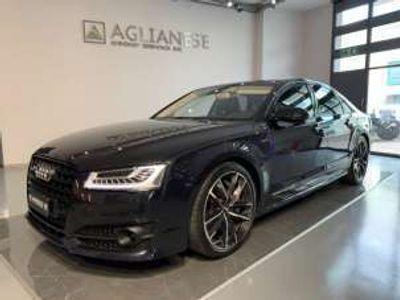 usata Audi S8 plus 4.0 TFSI quattro tiptronic Benzina