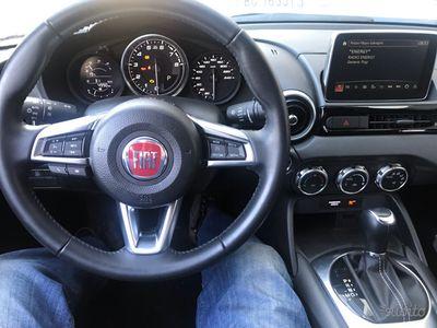 gebraucht Fiat 124 Spider 1.4 MultiAir AT6 Lusso
