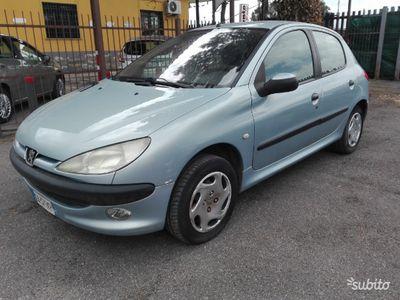 usado Peugeot 206 1.1 Benzina-NuovissimA