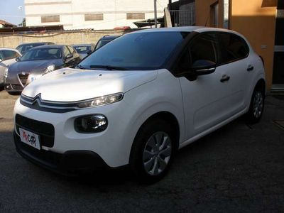usata Citroën C3 BlueHDi 75 VAN LIVE AUTOCARRO N1 * 50.000 KM *