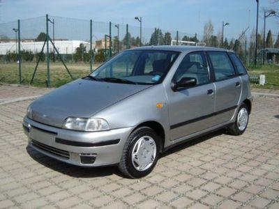 usata Fiat Punto 75 cat 5 porte ELX CLIMA SERVOST