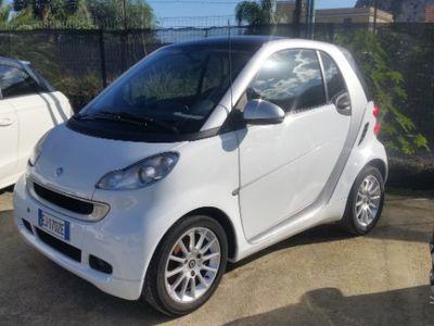 usata Smart ForTwo Cabrio fortwo 800 40 kW coupé passion cdi