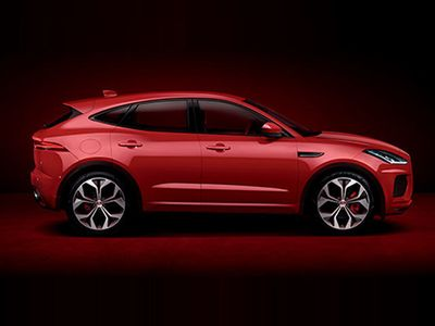 gebraucht Jaguar E-Pace 2.0D 240 CV AWD aut. R-Dynamic HSE
