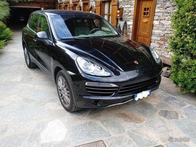 usata Porsche Cayenne Hybrid 2010