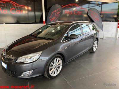 käytetty Opel Astra 1.7 CDTI 110CV Sports Tourer Elective