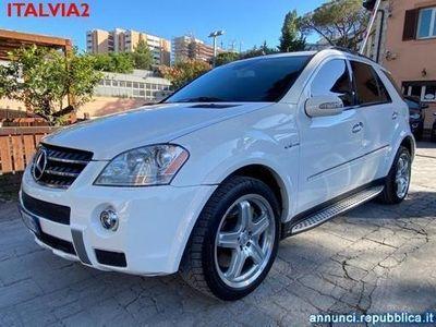 usata Mercedes ML63 AMG ML 63 AMGAMG TETTO PELLE MO