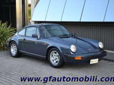 usata Porsche 911SC 3.0 * SERVICE BOOK * ASI CRS * NAZIONALE * Benzina