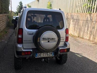 usado Suzuki Jimny 1.3i 16V cat Cabrio 4WD JLX