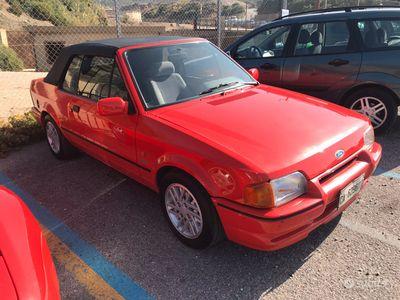 usata Ford Escort Cabriolet 1.6 XR3i