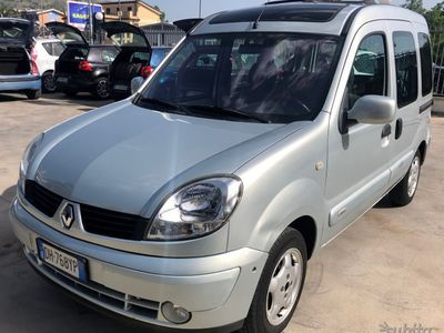 usata Renault Kangoo 1.6 Met soli 124000km