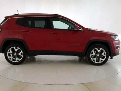 usata Jeep Compass Limited preview 2 2.0 multijet 140cv 4wd