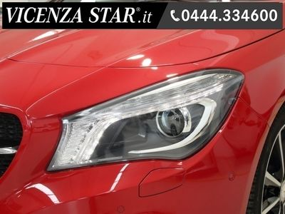 usata Mercedes CLA200 d Automatic Sport del 2016 usata a Altavilla Vicentina