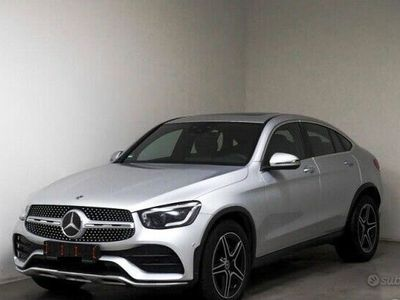 usata Mercedes GLC220 CDI COUPE' AMG 4MATIC AUTO
