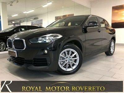 usata BMW X2 xDrive20d Advantage AZIENDALE PRONTA CONSEGNA !!