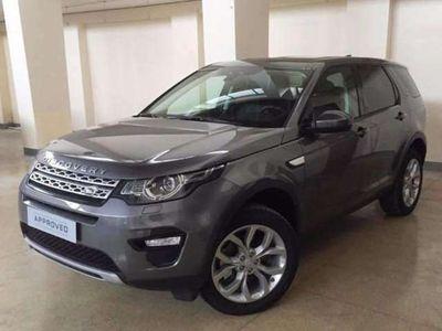 usata Land Rover Discovery Sport 2.0 TD4 150 CV HSE