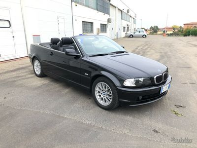 usata BMW 323 Cabriolet CI Stupenda