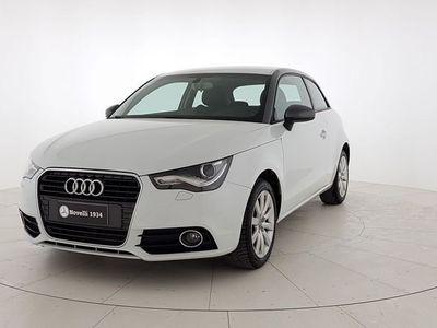 brugt Audi A1 I Diesel 1.6 tdi Ambition 105cv