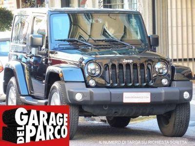 usado Jeep Wrangler 2.8 CRD SAHARA HARD E SOFT TOP UNIPROP TAGLIANDI