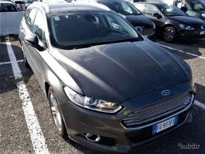 usata Ford Mondeo 2.0 TDCi 150 CV Titanium Aut.Navi E6