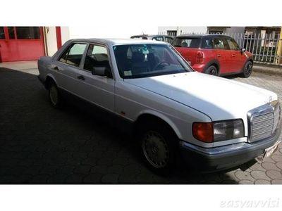 usata Mercedes S300 Mercedes Benz SE 300 1988