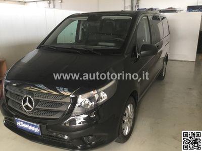 usata Mercedes Vito VAN VITO116 cdi(bluetec) long tourer select auto E6