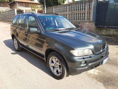 usado BMW X5 3.0 dci automatico- pochi km- 2007