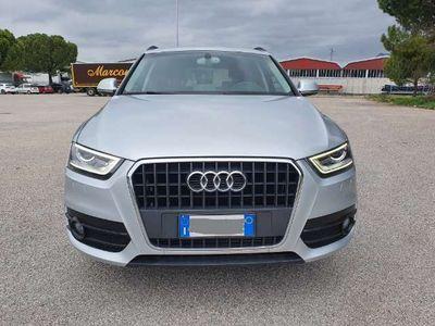 usata Audi Q3 2.0 TDI quattro Business Plus