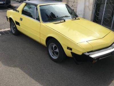 used Fiat X 1/9 2ª serie - 1981