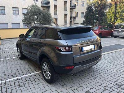 usado Land Rover Range Rover evoque 2.2 TD4 5p. Pure Tech