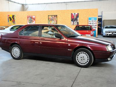 gebraucht Alfa Romeo 164 2.0i Twin Spark ASI CRS targa M