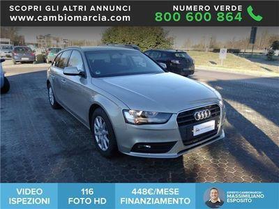 gebraucht Audi A4 Avant 2.0 TDI 143CV F.AP. multitronic
