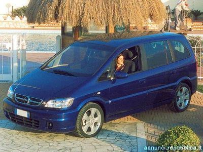 usata Opel Zafira 2.0 16V DTI cat Sport Design Edition